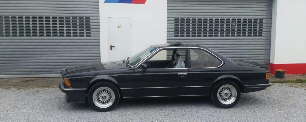 Restauration BMW E24 / BMW M6
