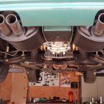 BMW Z3 M-ROASTER – Unterboden, Pleuellager – und Achsüberholung
