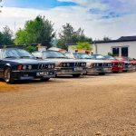 BMW Fachbetrieb für historische Fahrzeuge