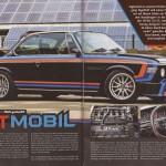 Bei Tegetech Power flott gemacht: Bat-Mobil – Artikel BMW Scene
