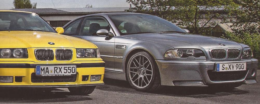 Die DNA von BMW – Artikel aus der aktuellen Motor Klassik
