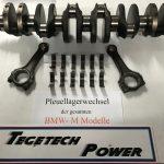 Seit vielen Jahren bei Tegetech Power – Pleuellager Service